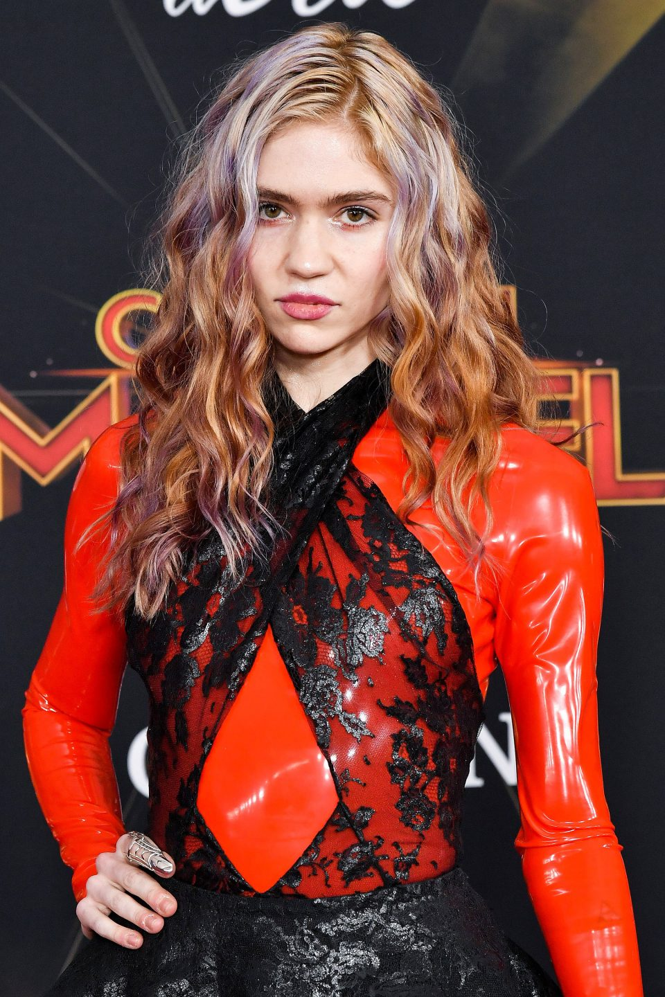 Grimes Is PregnantWith First Child - Pink Magazine